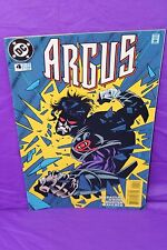Argus #4 Phil Hester 1995 Comic DC Comics F/VF