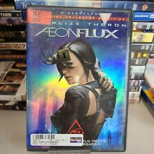 Aeon Flux Charlize Theron Widescreen 60% Off 4+ Dvd $2 Each