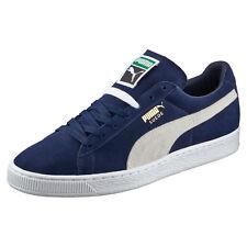 Scarpe Puma Suede Classic Plus Blu Uomo 356568-51 42 8000000545404