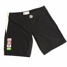 Fightwear Alpha Female fight board shorts Sm? waist 16� Flat Jiu Jitsu Mma Gear