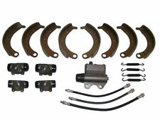 Deluxe Brake Kit with Shoes , Master Wheel Cylinders 1940 Plymouth P9 P10 NEW