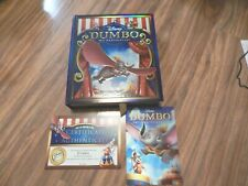 Dumbo (Blu-ray/DVD, 2011, 2-Disc,Collector's Edition Box Set)---Brand New!!!