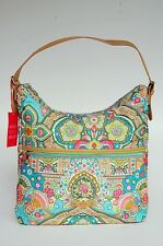 Oilily Hobo Bag canal Blue oes 4112-526 nuevo