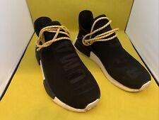Adidas Pharrell williams Human Race Black Yellow UK10