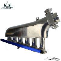 Intake Manifold w/Throttle body Fuel Rail Kit For BMW E30 M20 320i / 325i 87-91