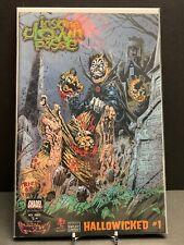 Insane Clown Posse: Hallowicked #1 (NM) 2001 Chaos Violent EMINEMS DEAD HEAD