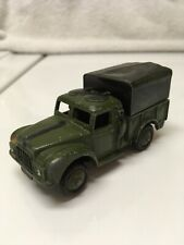 Dinky Toys 641G Army 1 Ton Cargo Truck Green 1954 Made In England
