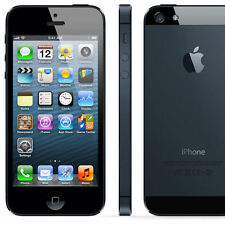Bell iPhone 5 16GB Black with 3 months warranty