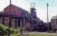 PHOTO  PRINCESS ROYAL COLLIERY 1964 WHICH WAS REACHED BY A BRANCH LINE THAT LEFT