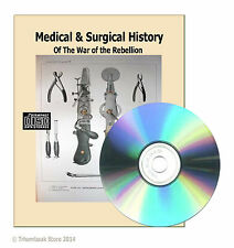 Medical & Surgical History of The War of the Rebellion - Six Volumes Book on CD