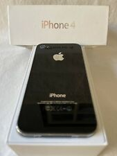 Apple iPhone 4 32GB AT&T Black Mirrored Finish