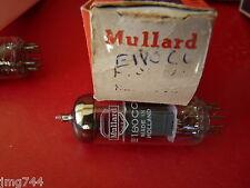 E180CC MULLARD HOLLAND GOLD PINS  NEW OLD STOCK  VALVE TUBE O15