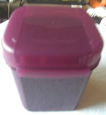 Tupperware A 167 Junior Bellevue Dose 1,2 l Dunkel-Llila Dunkel-Violett Neu OVP