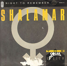 SHALAMAR - A Night To Remember - Solar