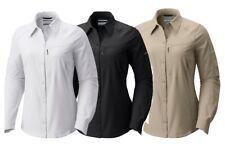 NEW Columbia Women's Silver Ridge Omni-Shade Wick Vented LS Shirt, -M-L-XL
