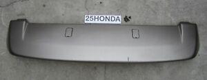 04-06 Acura MDX Factory Accessories Spoiler Wing Lip Desert Rock YD1 OEM JDM