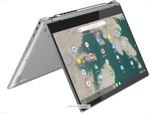 "Lenovo C340-15 2-in-1 15.6"" FHD Touch-Screen Chromebook Intel i3 4GB 64GB - New"