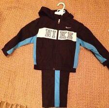 Toddler /& Boys STX $42 2pc Navy /& Gray Fleece Hoodie /& Jogging Pants Sz 2T 7