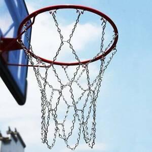 50CM Silver RUSTPROOF Metal Basketball Net High Quality Replacement Net