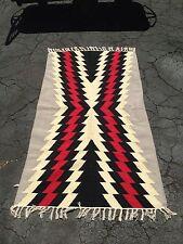 New Anthropologie Suntrail Navajo Runner Rug 3' X 5'  Enjoy!