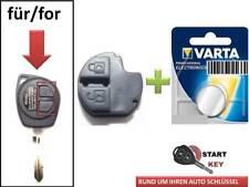 Suzuki Schlüssel Gummi + Batterie Swift Ignis Vitara 16 key chiave cle Llave