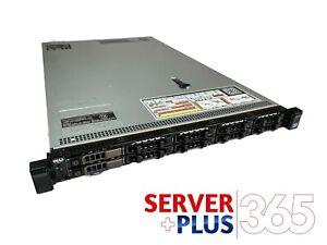 Dell PowerEdge R620 10Bay Server, 2x 2GHz 6Core E5-2620, 32GB, 4x 960GB SSD H710
