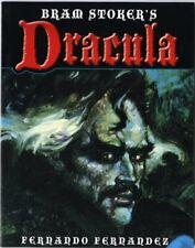 BRAM STOKER'S DRACULA • Fernando Fernandez • 1st TPB Reprint • Del Rey • 2005