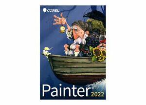 Corel Painter 2022 Digital Art & Painting Studio !Academic! - New ESD
