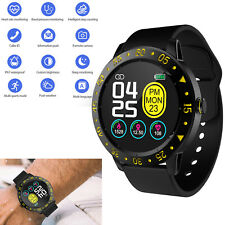 Smart Watch Heart Rate Blood Pressure Monitor Health Wristband Fitness Tracker