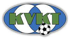 KVK Tienen FC Belgium Soccer Football Car Bumper Sticker Decal 6'' x 3''