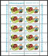 Decimal Sheet Stamps