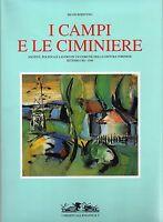 Settimo Torinese, Torino - I campi e le ciminiere - Bertotto - Allemandi 1995