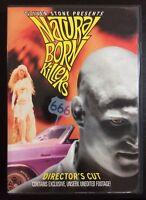 Natural Born Killers (DVD, 2000, Director's Cut) Woody Harrelson, Juliette Lewis
