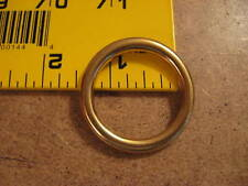 "1 1/4"" Solid Brass O Rings Sca (Pack Of 10)"