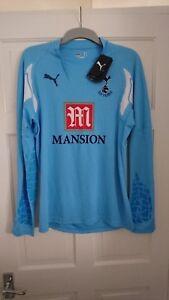 TOTTENHAM Hotspur Spurs Goalkeeper 2007/2008 125 Years Shirt Jersey - Brand New!