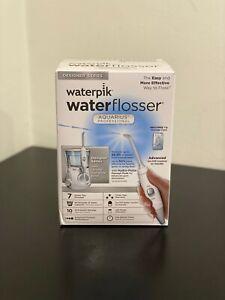 Waterpik Aquarius WP-670 WHITE - NEW Open Box w/Sealed Plastic FREE US SHIPPING!