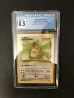 1999 Pokemon Jungle Kangaskhan Rare 21/64 NM MINT CGC 8.5 Like PSA BGS GMA