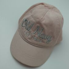 Old Navy est 1994 Pink Kid's Girls Ball Cap Hat Size M Baseball
