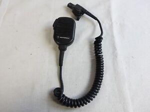 Motorola NMN6191C Speaker Microphone XTS3000 XTS5000 Noise Cancelling