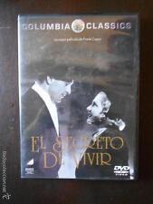 DVD EL SECRETO DE VIVIR - FRANK CAPRA
