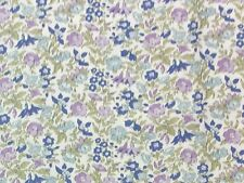SK22 LIBERTY OF LONDON Mamie Floral Retro AMAZING BEAUTIFUL Cotton Quilt Fabric