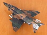 1:33 Scale Phantom F-4B Mig Killer Fighter DIY Paper Model Kit