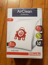 Miele FJM Vacuum Cleaner Dust Bags C2 C1 Compact Complete x 4 Pack