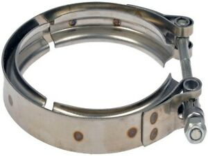For 2009 Workhorse R26 Exhaust Clamp Dorman 291854NA