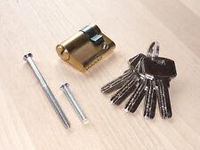 Garagentor- Schließzylinder 40mm Sicherheitsschloss 5 Schlüssel 30/10 Schloss