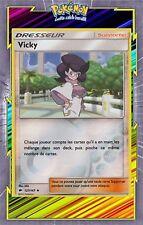 Vicky Reverse - SL3:Ombres Ardentes - 127/147 - Carte Pokemon Neuve Française