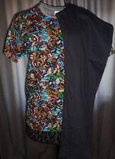 Primark Herren T shirt+Hose Hausanzug Marvel Comics  gr.S Fashion Style
