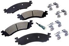 Disc Brake Pad Set-4 Door Front Autopartsource MF1158K