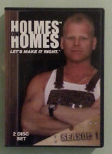 HOLMES ON HOMES season 1  DVD genuine region 1