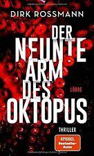 Der neunte Arm des Oktopus: Thriller von Rossmann, ... | Buch | Zustand sehr gut
